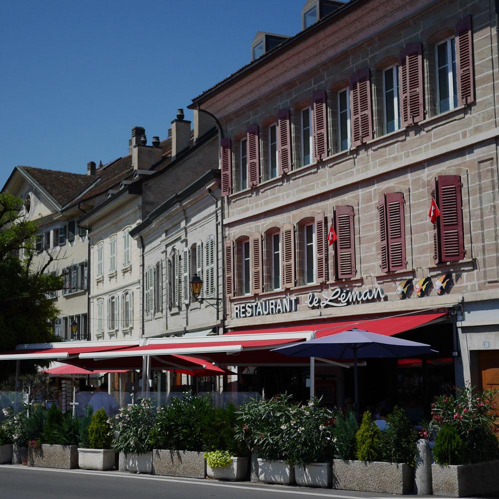 Restaurant Léman Nyon